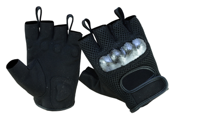 Image DS19 Sporty Mesh Fingerless Glove