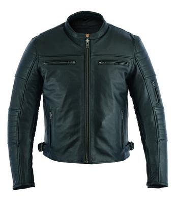 Image DS773 Men's Modern Crossover Scooter Jacket