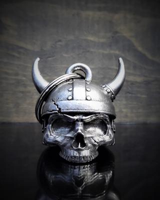 Image BB-21 Viking Helmet Skull Bell