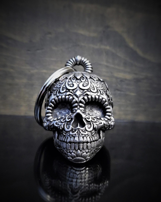 Image BB-24 Sugar Skull Bell