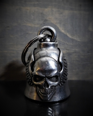 Image BB-60 Skull Up Wing Bell