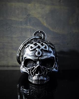 Image BB-70 Celtic Skull Bell