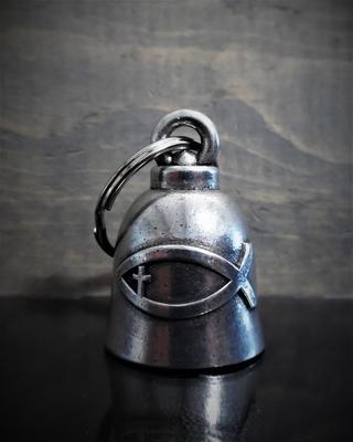 Image BB-88 Jesus Fish Bell