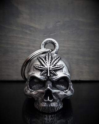 Image BB-93 Pot Head Skull Bell