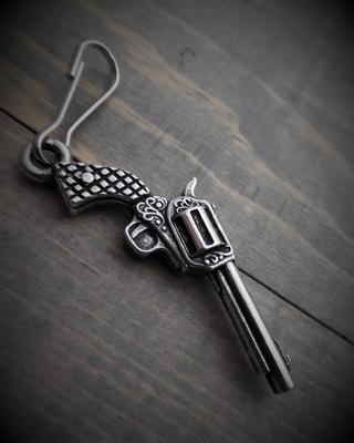 Image BZP-24 Revolver Zipper Pull