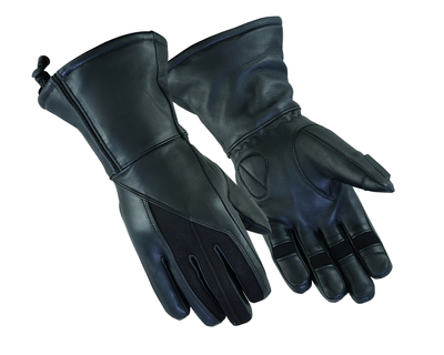 Image DS70 Women's Feature-Packed Deer Skin Insulated Cruiser Glove
