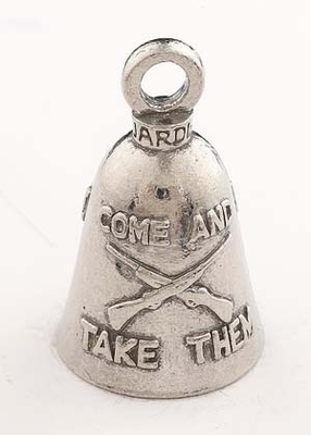 GB Come A Take Guardian Bell® GB Come And Take Them