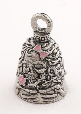 GB Lady Skull W Guardian Bell® GB Lady Skull W/Pink