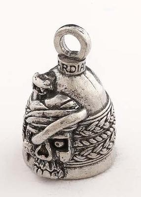 GB Serpent Skull Guardian Bell® GB Serpentine Skull
