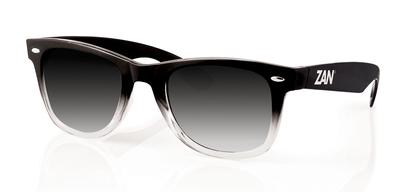 EZWA04 Winna Sunglass, Black Gradient, Smoked Lens