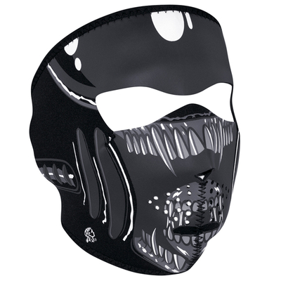 Image WNFM039 ZAN® Full Mask- Neoprene- Alien