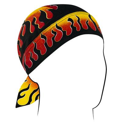 Image Z413 Flydanna®, Cotton, Reverse Flames