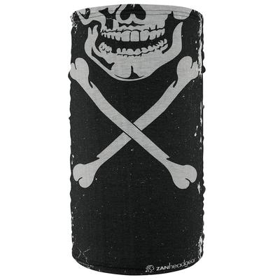 Image TF227 Motley Tube® Fleece Lined- Skull Xbones