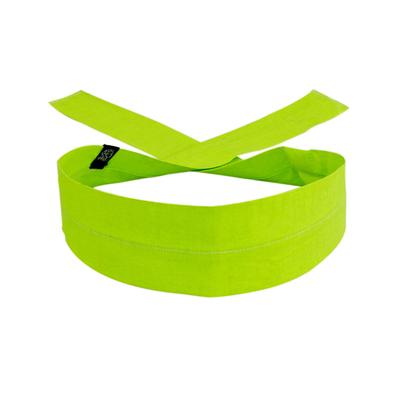 DC142L Cooldanna® Cotton, High-Visibility Lime