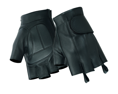 Image DS96 Men's Tough Deer Skin Fingerless Glove