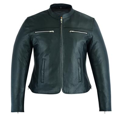 DS839 Women's Full Cut Jacket /Jazzy look