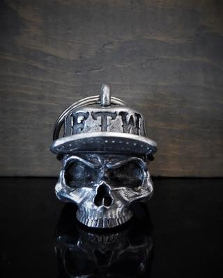 BB-106 FTW Skull Hat Bell