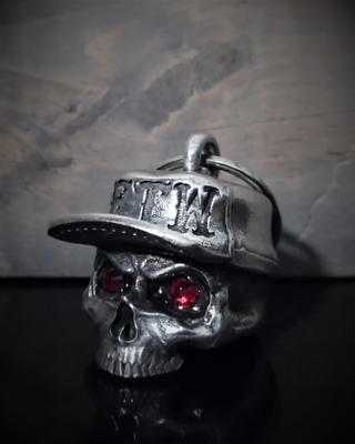 Image BB-107 FTW Skull Hat Diamond Bell
