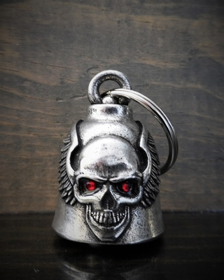 Image BB-98 Skull Upwing Diamond Bell