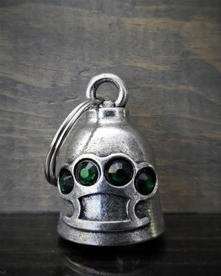 BB-100 Brass Knuckle Diamond Bell