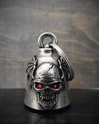 BB-103 Skull Batwing Diamond Bell