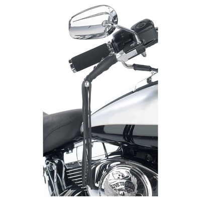 Image GFLEVER Leather Motorcycle Lever Cover
