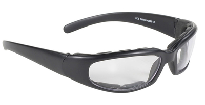 Image 43025 Rally Wrap Padded Blk Frame/Clear Lens