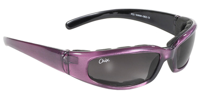 Image 43023 Rally Wrap Padded Blk Frame/Purple Pearl/Gry Fade