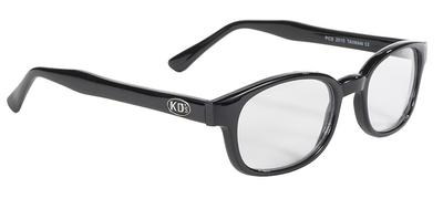 2015 KD's Blk Frame/Clear Lens