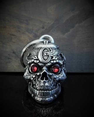 BB-112 Motorhead Skull Bell Diamond