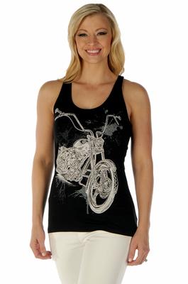 Image 7548BLK Splatter Bike