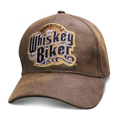 Image SWBIKE Premium Whiskey Biker Oilskin Hat