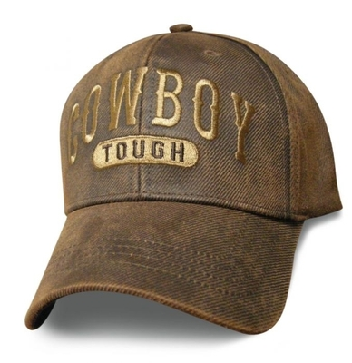 Image SCOTOU Cowboy Tough Oilskin Hat