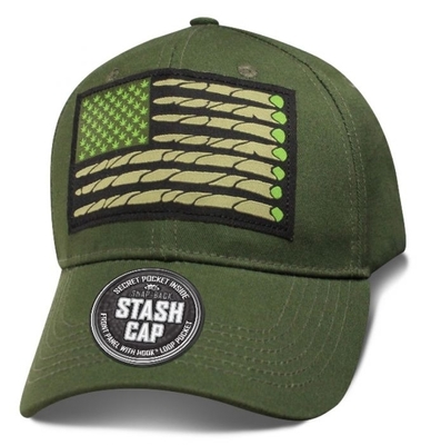 Image SHUSAF USA Flag High Hat