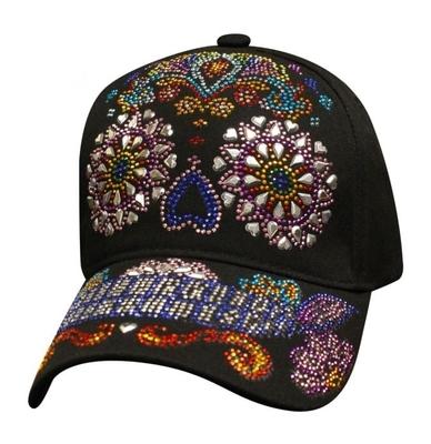 Image SBLSUSK Bling Shugar Skull Hat