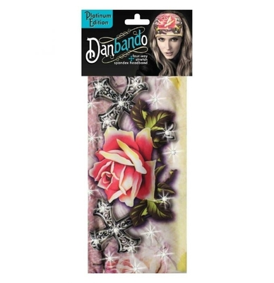Image DBD037 Roses & Barbs with Stones Danbando
