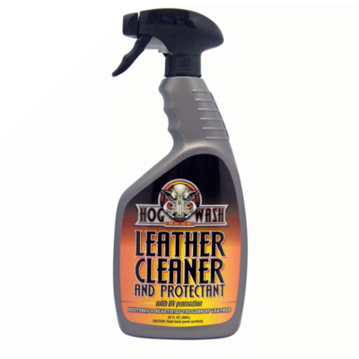 Image HW0549 Leather Cleaner and Protectant - 22 oz.