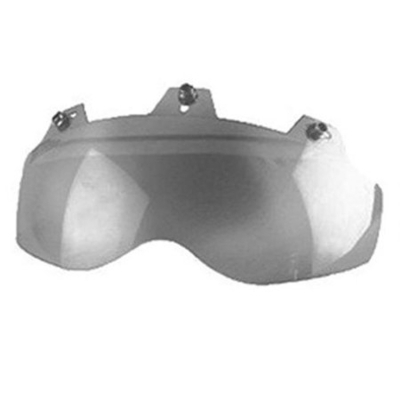 Image 02-311 3 Snap Shorty Shield - Hard Coated Silver Mirror