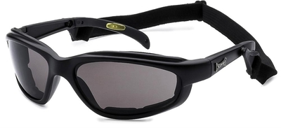 Image 8CP904-MIX Choppers Foam Padded Sunglasses - Assorted - Sold by the Dozen