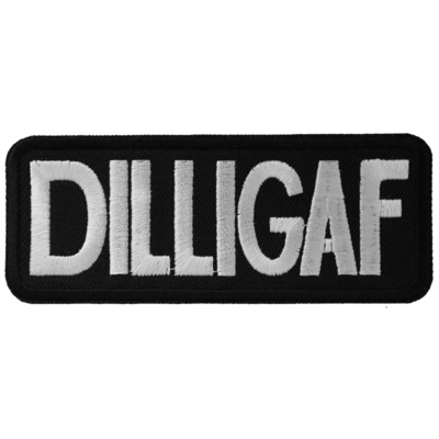 P1134 DILLIGAF Patch