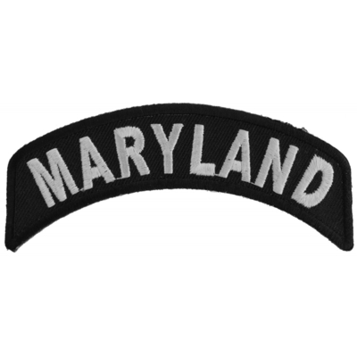 P1447 Maryland Patch