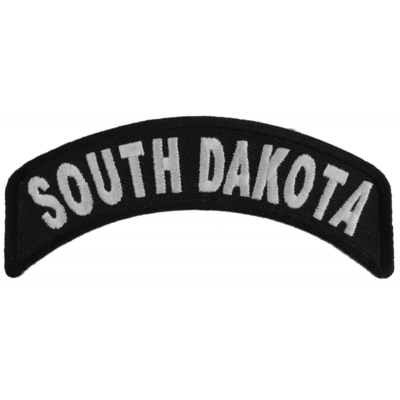 Image P1469 South Dakota Patch