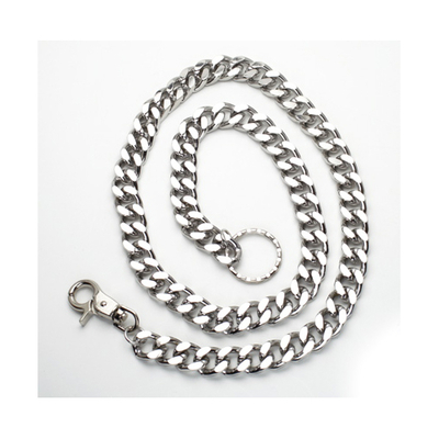 Image WC-7014 Chrome chain wallet chain