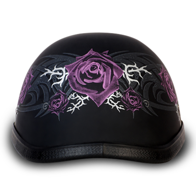 Image 6002PR EAGLE- W/ PURPLE ROSE Non-DOT
