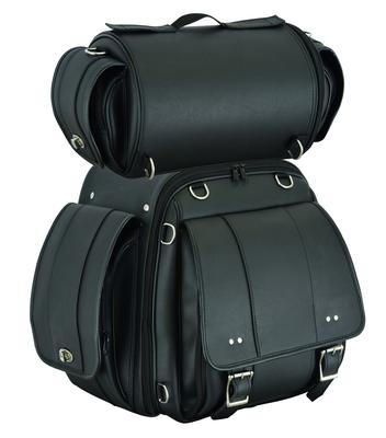 Image DS377 Modernize Cruising Sissy Bar Bag