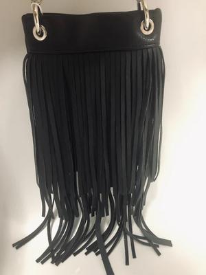 Image CHIC931-BLK The Chic Bag crossbody fringe handbag