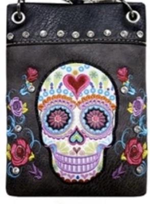 Image CHIC902-BLK Skull design
