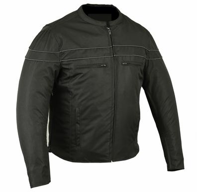 DS705 All Season Men's Textile Jacket