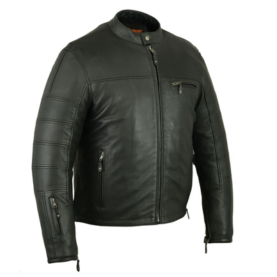 Image DS749 Men's Sporty Scooter Jacket