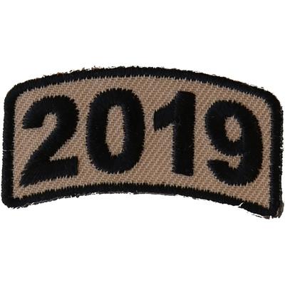 P6666 2019 Rocker Patch Tan